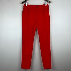 Boden Stretchy Skinny Corduroy Pants 6 OO3905